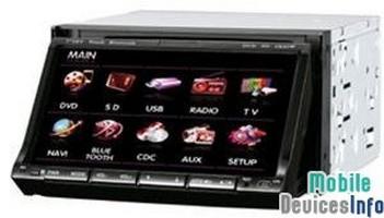 GPS navigator A&V DA-972