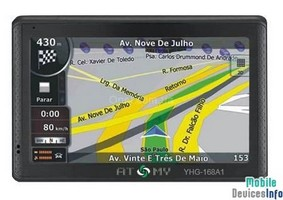 GPS navigator ATOMY YHG-168 A1