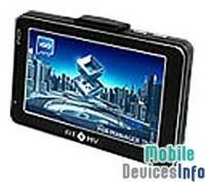 GPS navigator ATOMY YHG-168 C6 BT