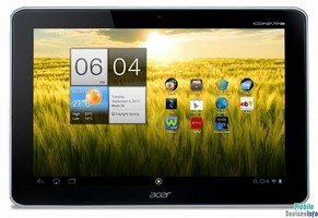 Tablet Acer ICONIA TAB A210