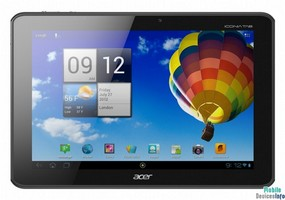 Tablet Acer ICONIA TAB A511