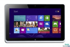 Tablet Acer ICONIA TAB W510