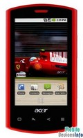 Communicator Acer Liquid mini Ferrari Edition