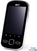 Communicator Acer beTouch E140