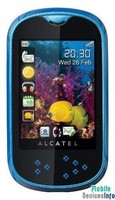Mobile phone Alcatel OT-708
