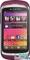 Mobile phone Alcatel OT-818
