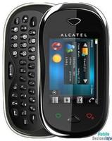 Mobile phone Alcatel OT-880