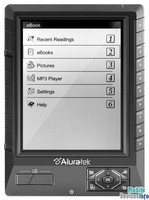 Ebook Aluratek LIBRE eBook Reader PRO