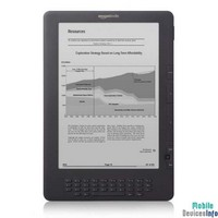 Ebook Amazon Kindle DX Graphite