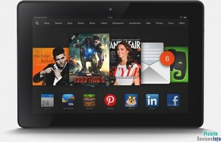 Tablet Amazon Kindle Fire HDX 7″