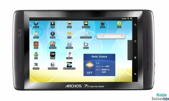 Tablet Archos 70 Internet Tablet HDS