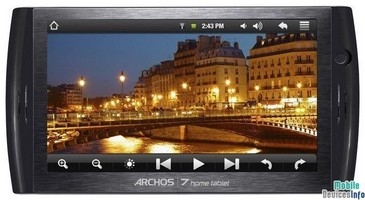 Tablet Archos 7 Home Tablet