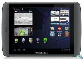 Tablet Archos 80 G9 Turbo HDS