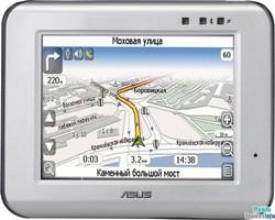 GPS navigator Asus R300
