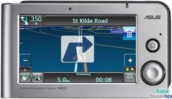 GPS navigator Asus R600