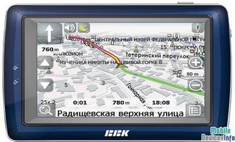 GPS navigator BBK N4302