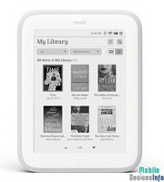Ebook Barnes & Noble NOOK GlowLIght
