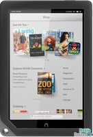 Tablet Barnes & Noble NOOK HD+