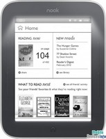 Ebook Barnes & Noble NOOK Simple Touch with GlowLight