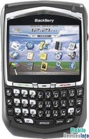 Mobile phone BlackBerry 8707