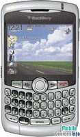 Mobile phone BlackBerry Curve 8310
