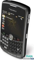 Mobile phone BlackBerry Curve 8330