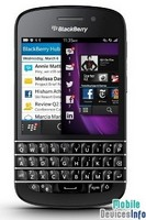 Communicator BlackBerry Q10