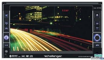 GPS navigator Challenger DVA-9705