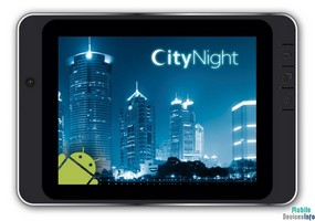 Tablet CityNight