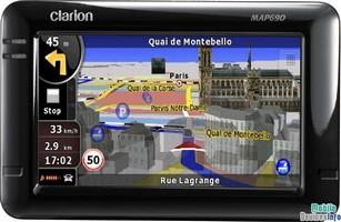 GPS navigator Clarion MAP690