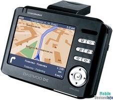 GPS navigator Daewoo DPN-3500
