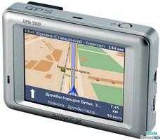 GPS navigator Daewoo DPN-3509