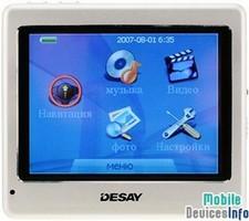 GPS navigator Desay DSA-28