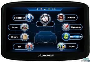 GPS navigator Digma DS506BN