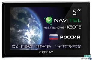 GPS navigator Explay GT5