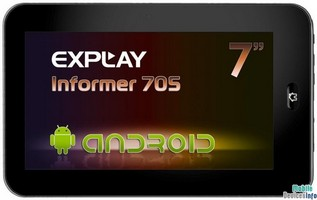 Tablet Explay Informer 705