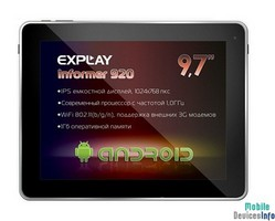 Tablet Explay Informer 920