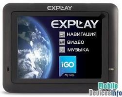 GPS navigator Explay PN-355
