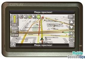 GPS navigator Explay PN-430
