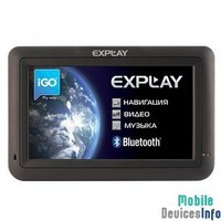 GPS navigator Explay PN-435