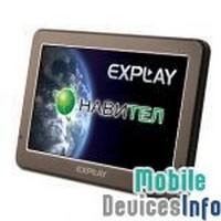 GPS navigator Explay PN-445