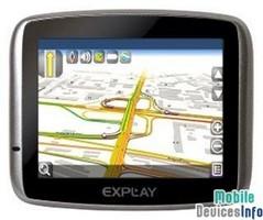 GPS navigator Explay PN-910