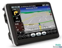 GPS navigator Explay PN-925