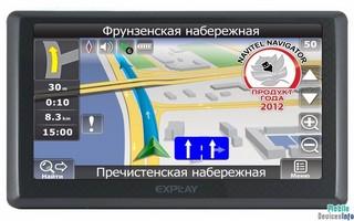 GPS navigator Explay PN-965
