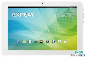 Tablet Explay sQuad 10.06 3G