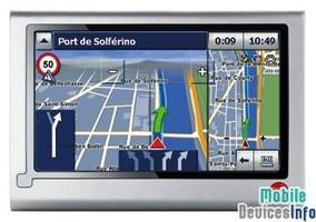GPS navigator Falk F8