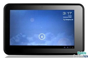 Tablet Freelander PD10 Unicom 3G