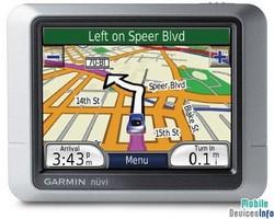 GPS navigator Garmin Nuvi 200