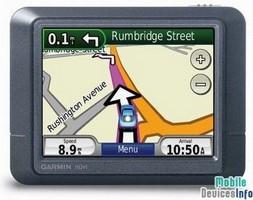 GPS navigator Garmin Nuvi 205