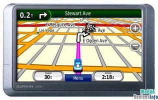 GPS navigator Garmin Nuvi 205w
